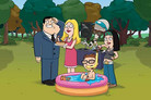 American Dad Thursday 8pm FOUR
