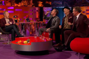 Highlights from the current, 15th season of the talk show, with guests including Tom Cruise, Julie Walters, Matt Damon, Dame Julie Andrews, Bill Murray and more. S15 Ep13